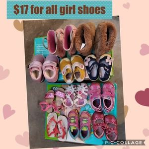 Other - $17 for 11 Girl shoes